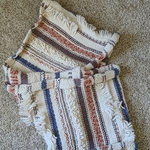 Anthropologie loop scarf
